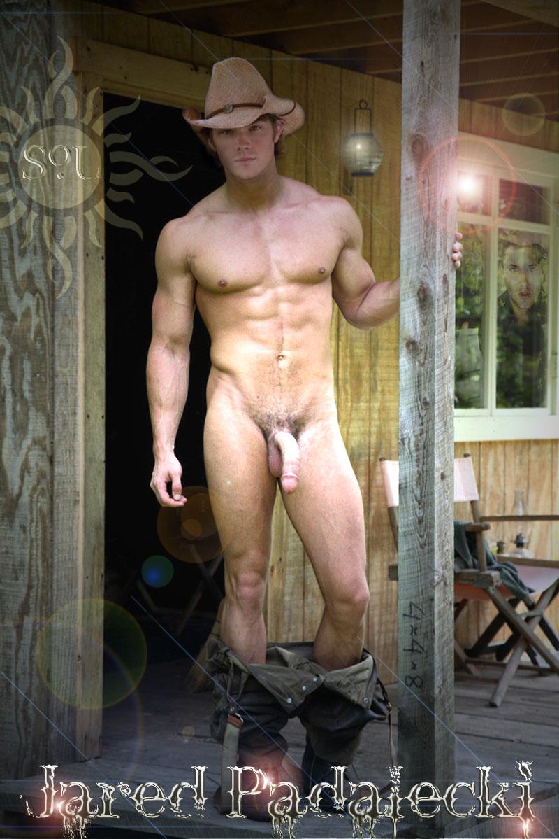 Come jared padalecki naked more detail