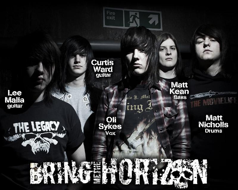 Bring Me The Horizon Lyrics bring me the horizon colection
