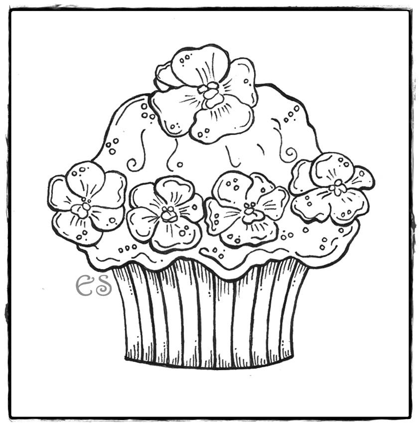Marisa hopkins living the creative life printable for Girly coloring pages