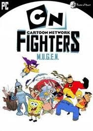 The Best Cartoon Network Fighting Game Background