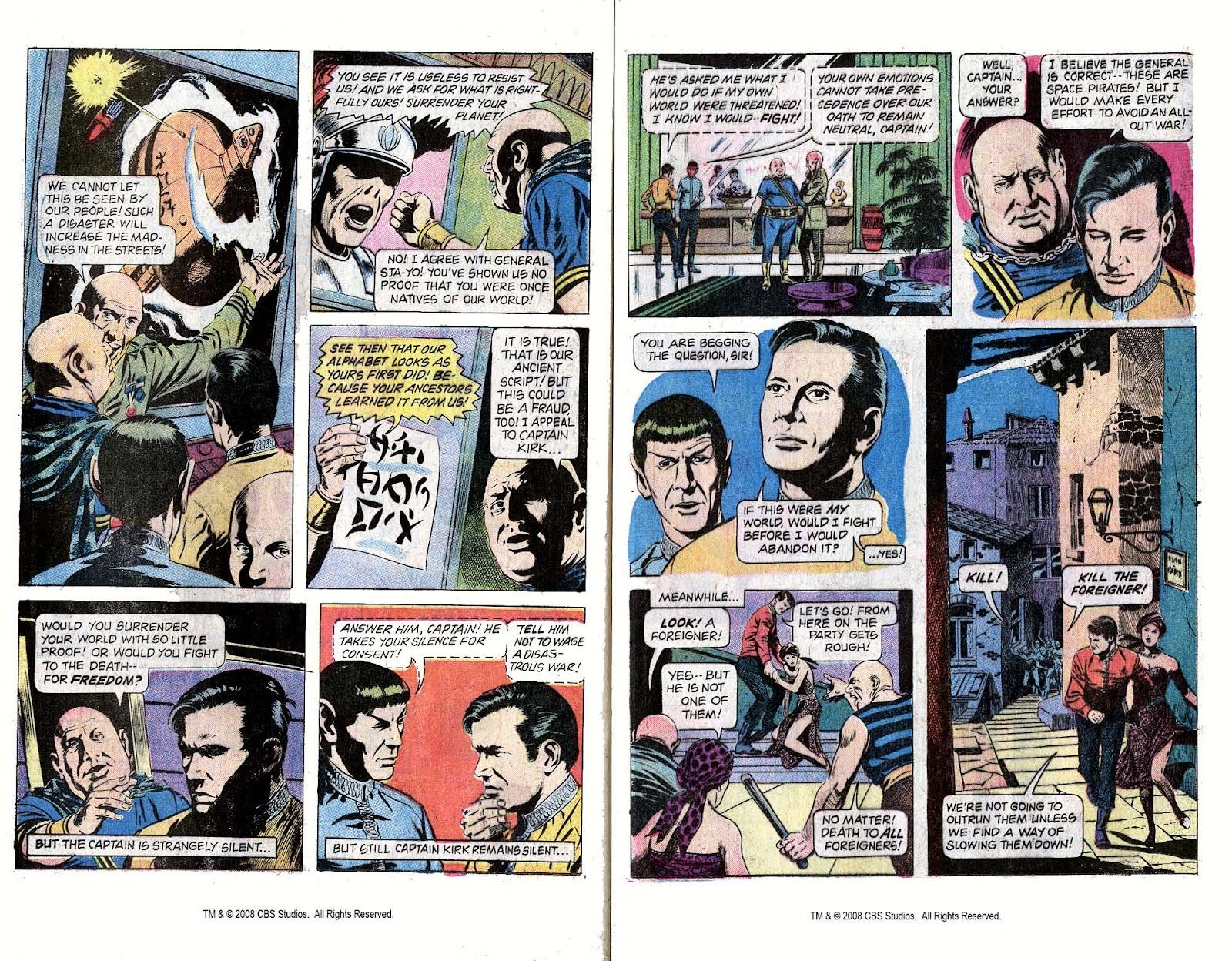 Star Trek (1967) issue 41 - Page 13