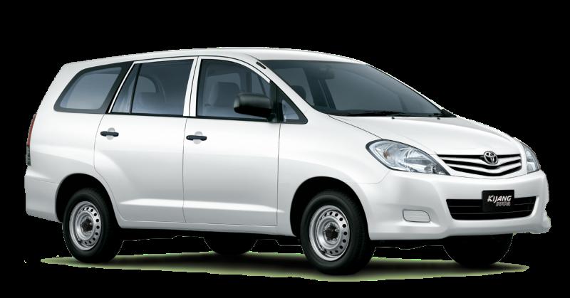 Widyan Seno: Toyota Kijang Innova