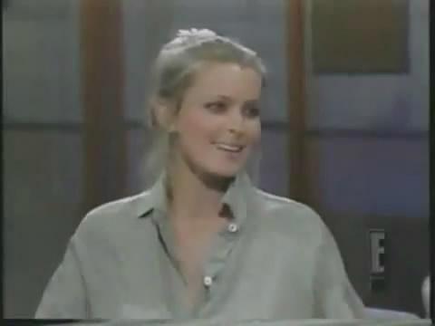 Bo Derek - Late Night with David Letterman (1985) | Celebs