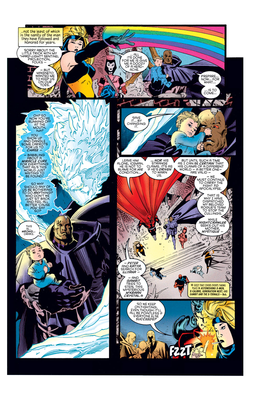 Read online Amazing X-Men (1995) comic -  Issue #1 - 10