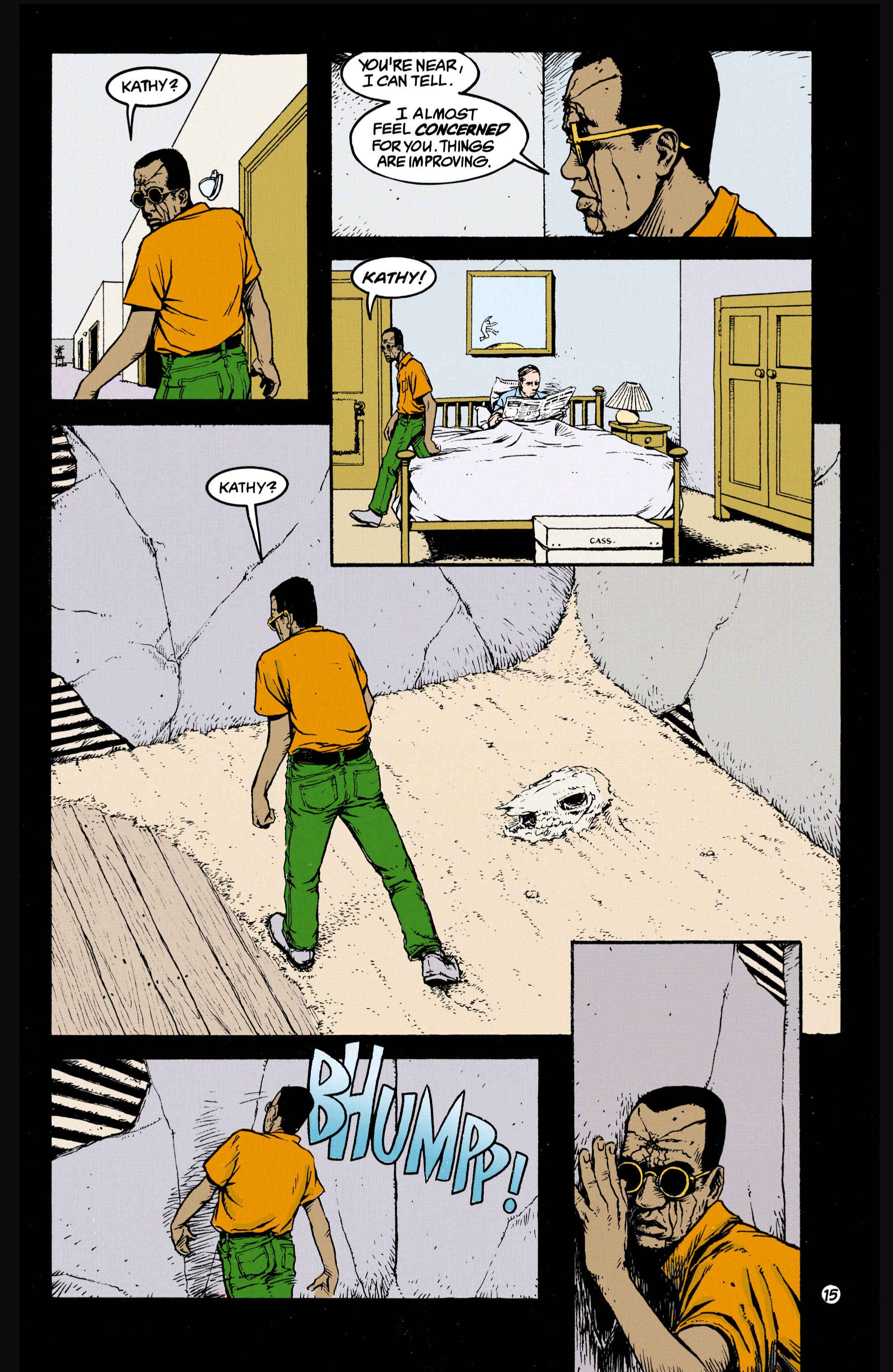 Read online Shade, the Changing Man comic -  Issue #34 - 15