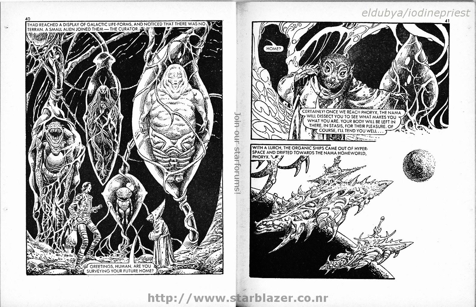 Starblazer issue 141 - Page 22