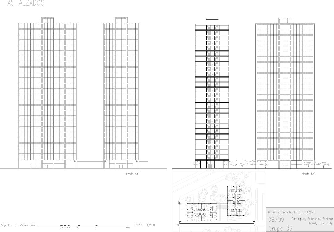 Krueck Sexton Architects Mies Van Der Rohe Lake Shore Drive