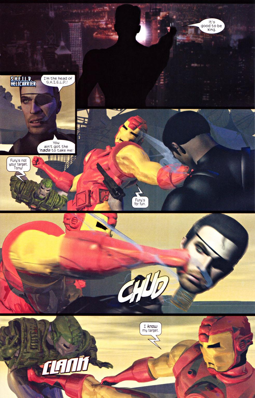 Read online U.S. War Machine 2.0 comic -  Issue #1 - 7