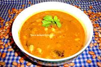 Groundnut Kuzhambu recipe / Verkadalai Kuzhambu recipe / Peanuts Gravy Recipe / Ver Kadalai Kulambu Recipe / Nilakadalai  Kulambu Recipe