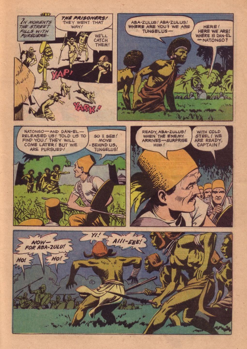 Tarzan (1948) issue 109 - Page 29