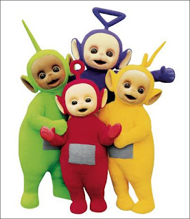 Blogxygen I Want To Murder The Teletubbies