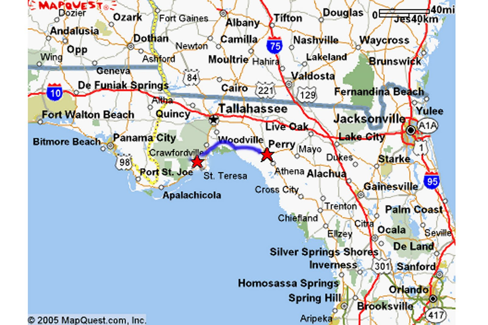 The Suwannee River and It's Tributaries-The Beating Heart ... |Florida Map Mileage