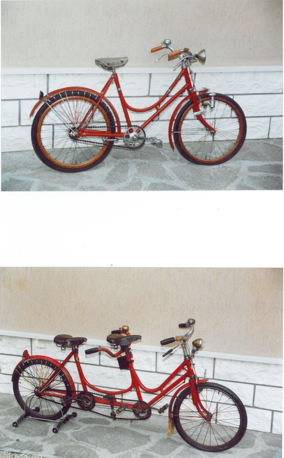Bicicloide La Bicicletta Rossa