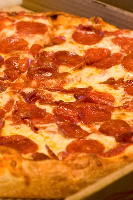 Pizza Chains With Other Fast Food