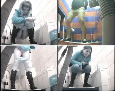 Скрытая камера в разных женских туалетах много роликов смотреть онлайн