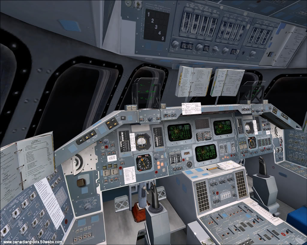 space shuttle for fsx - photo #32