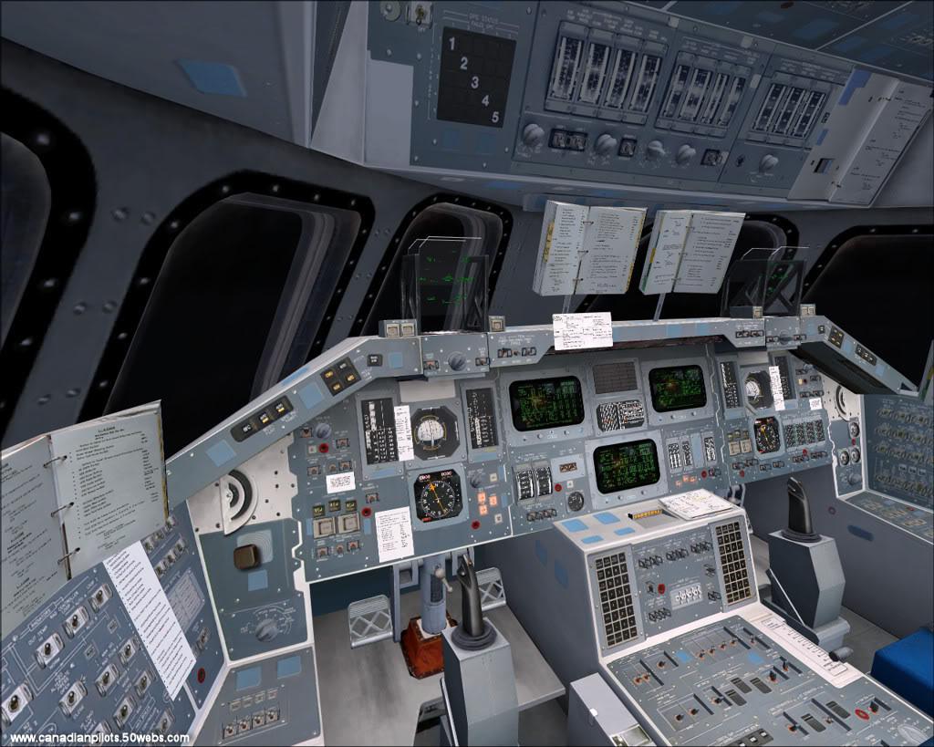 space shuttle simulator orlando - photo #10