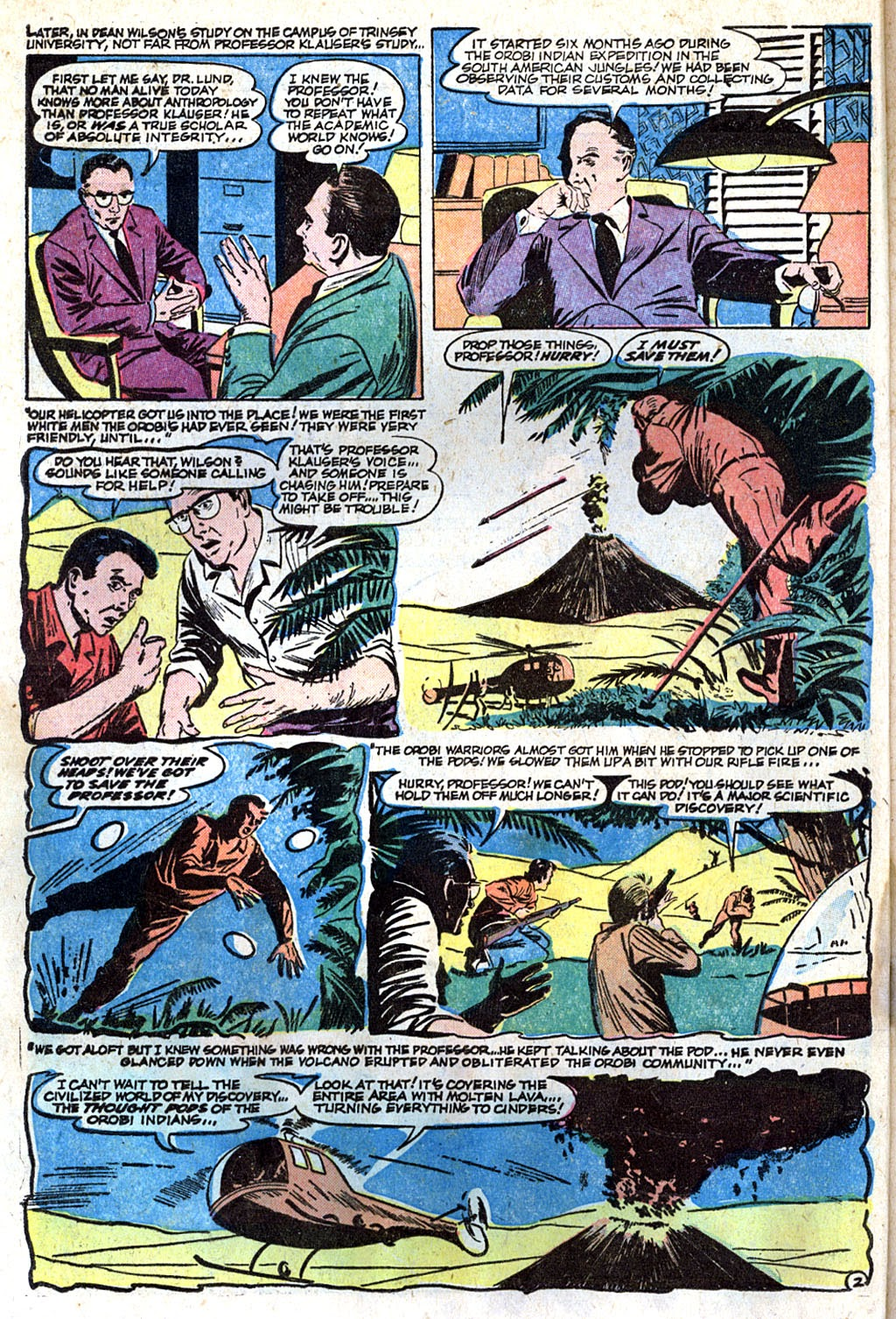 Mystic (1951) issue 61 - Page 4