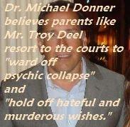 Michael B Donner PhD . . .