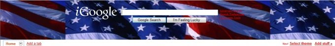 GREG's GOOGLE - HOMEPAGE