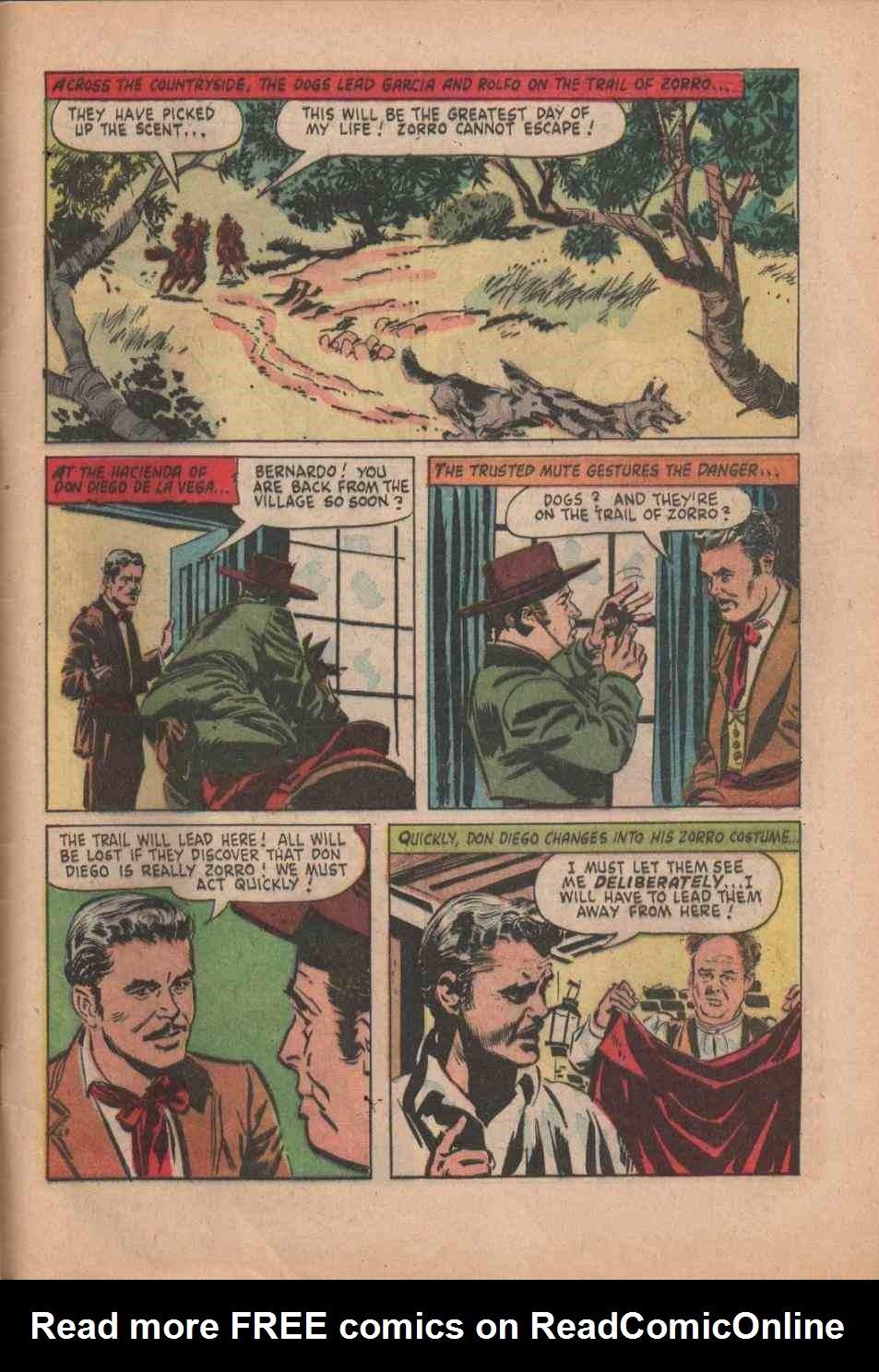 Zorro (1966) issue 6 - Page 29