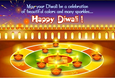 Happy Diwali Greeting Cards Images