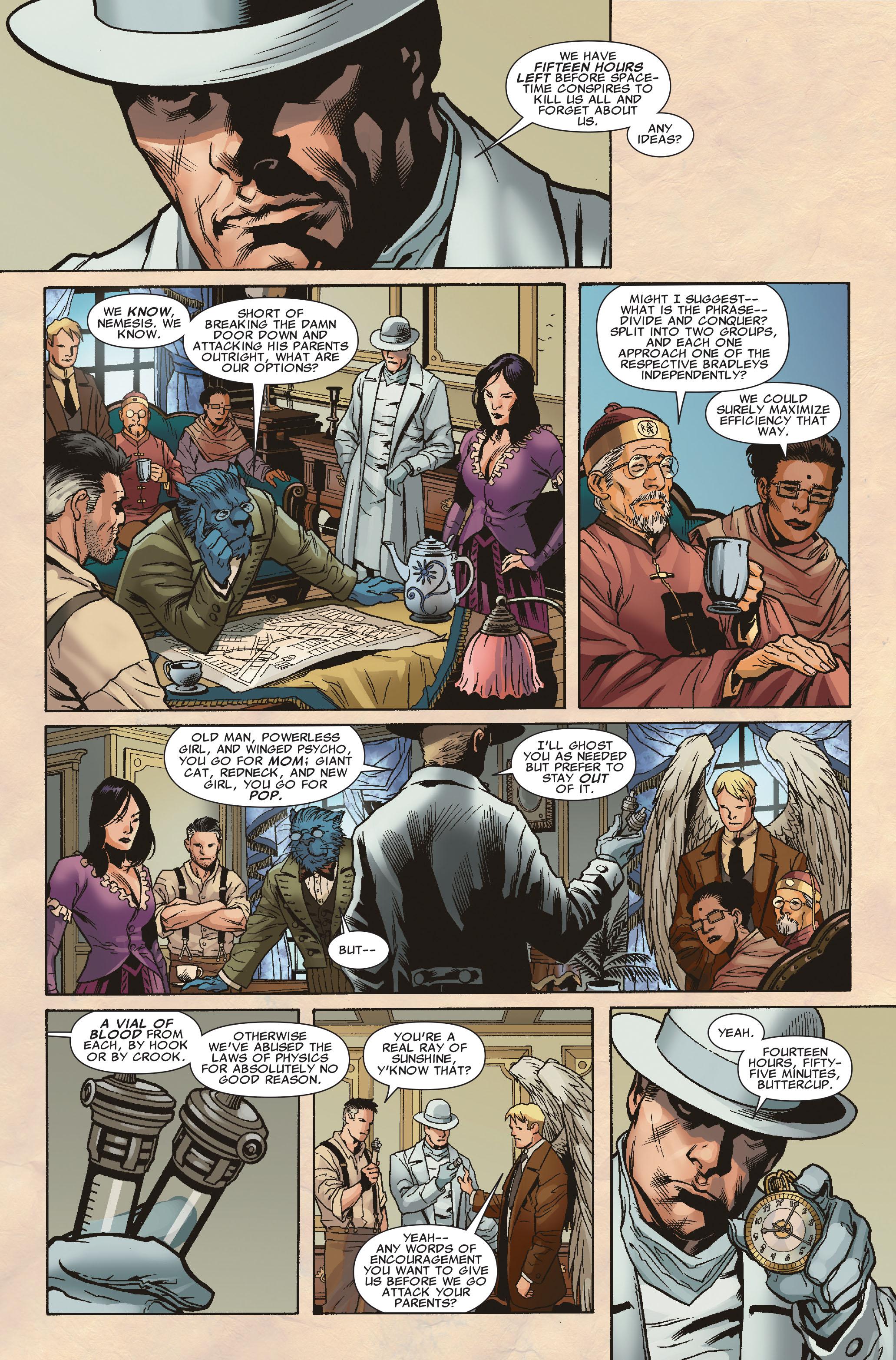 Read online Uncanny X-Men (1963) comic -  Issue #512 - 18