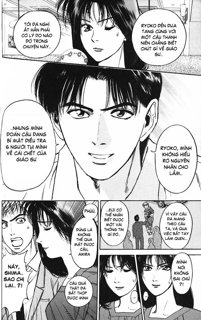 Psychometrer Eiji chapter 15 trang 13