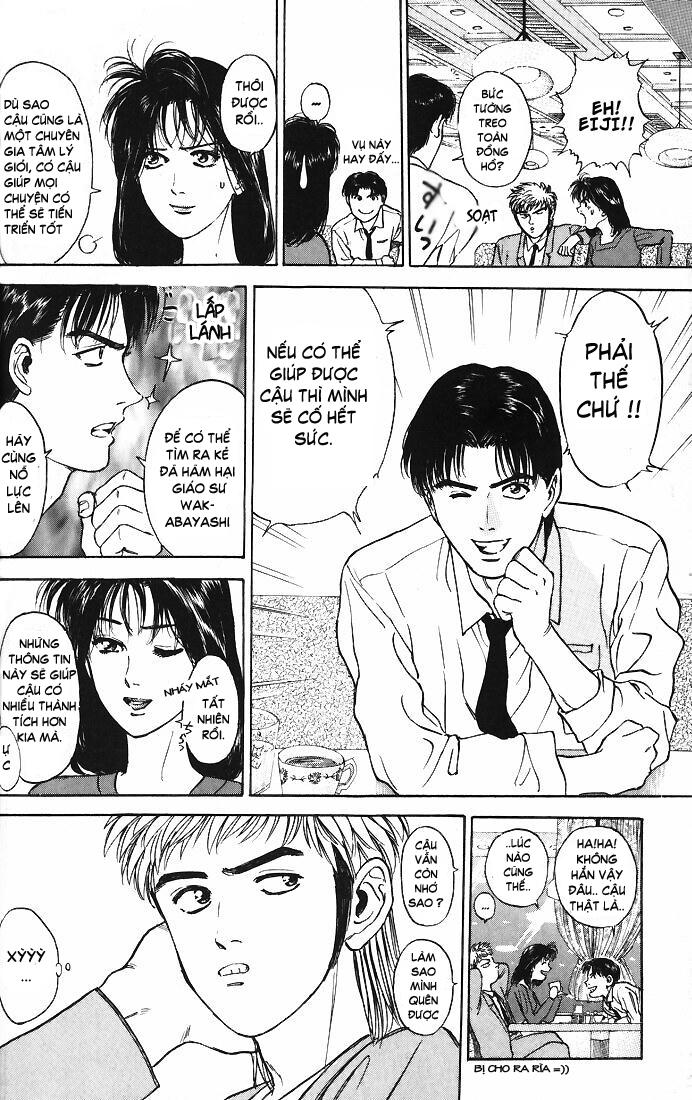 Psychometrer Eiji chapter 15 trang 15