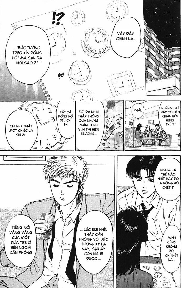 Psychometrer Eiji chapter 15 trang 16