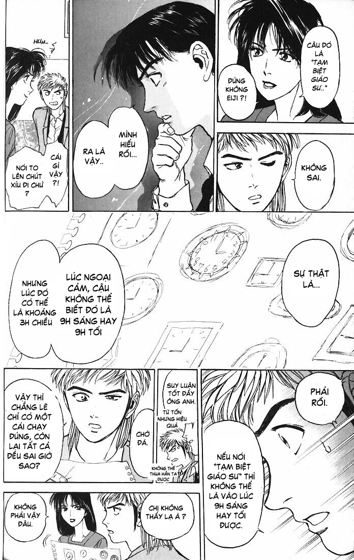 Psychometrer Eiji chapter 15 trang 17