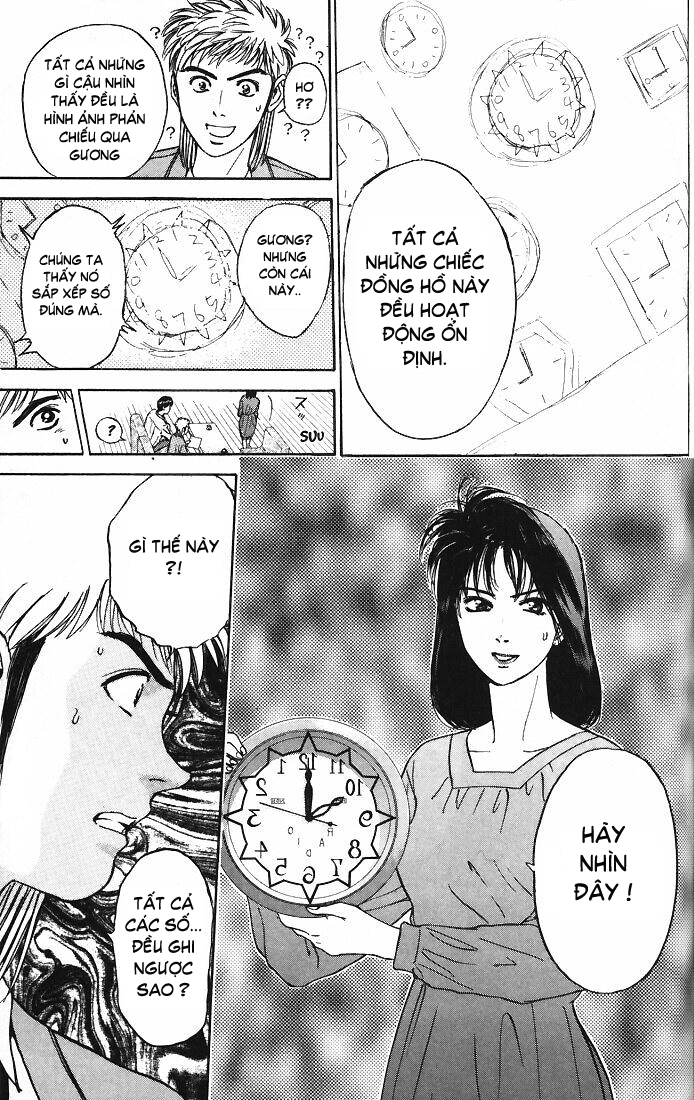 Psychometrer Eiji chapter 15 trang 18