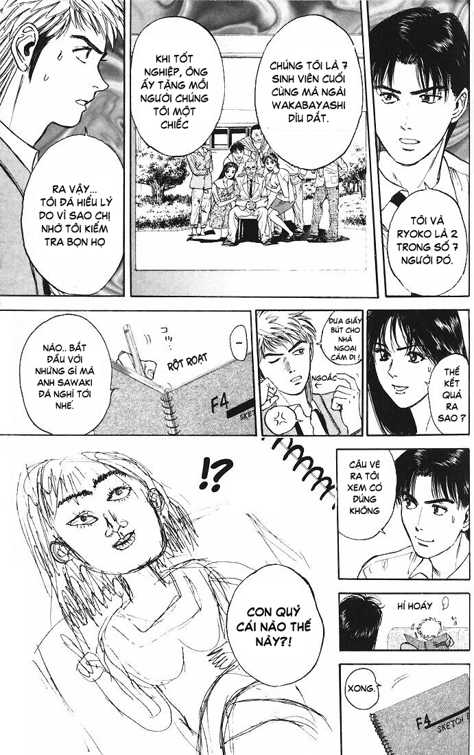 Psychometrer Eiji chapter 15 trang 20