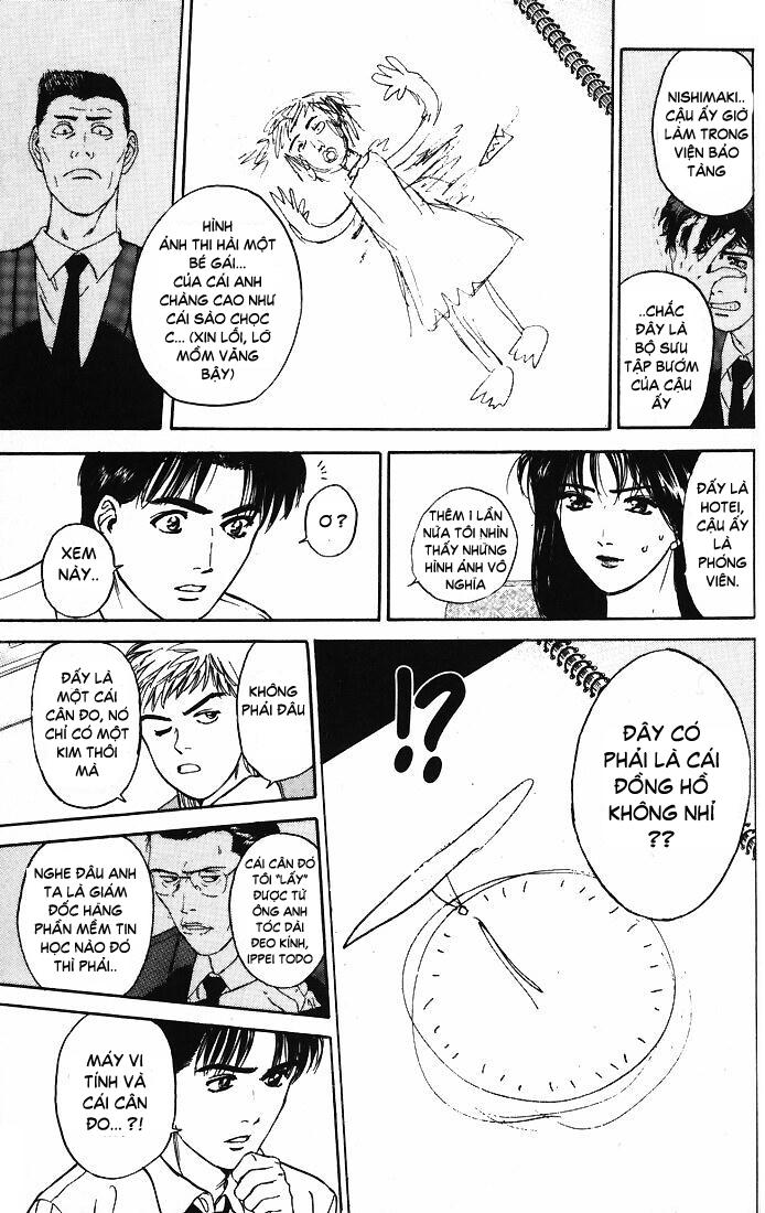 Psychometrer Eiji chapter 15 trang 22