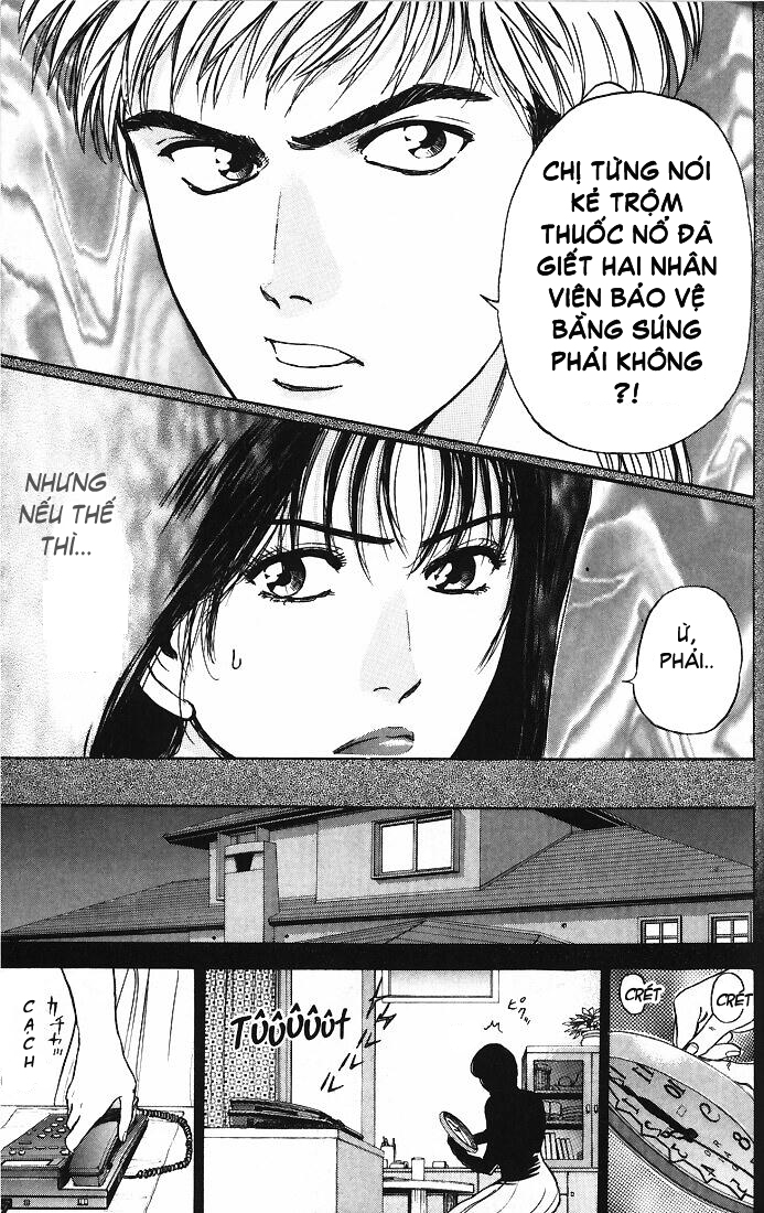 Psychometrer Eiji chapter 15 trang 24
