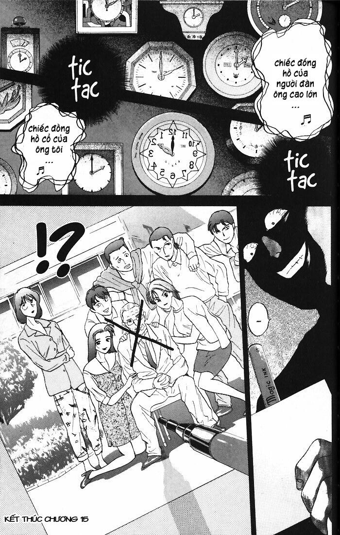 Psychometrer Eiji chapter 15 trang 26