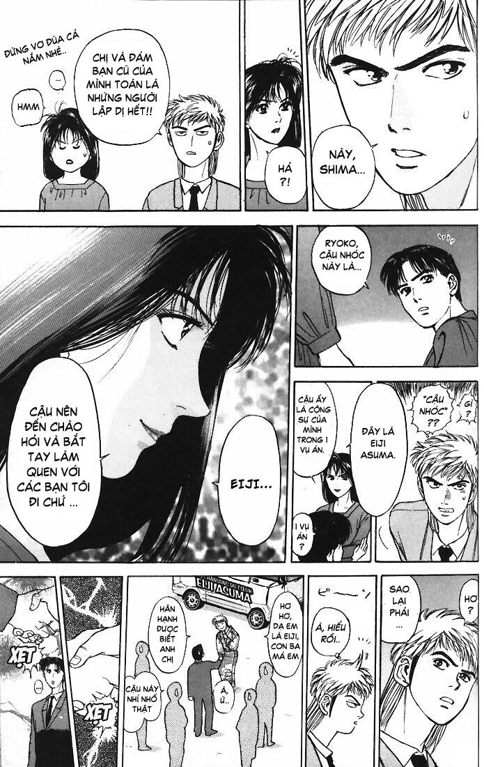 Psychometrer Eiji chapter 15 trang 10