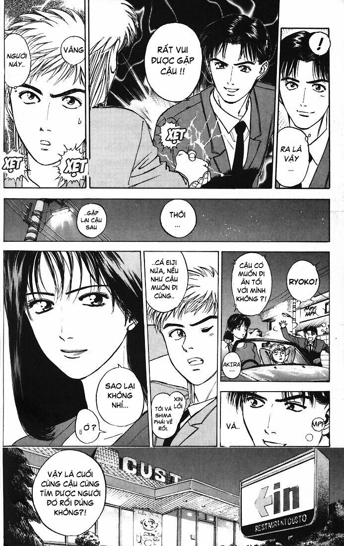 Psychometrer Eiji chapter 15 trang 11