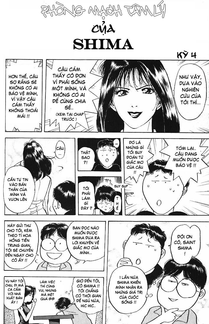 Psychometrer Eiji chapter 15 trang 27