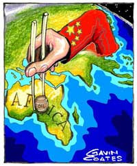 Imagini pentru imperialismo chino y africa