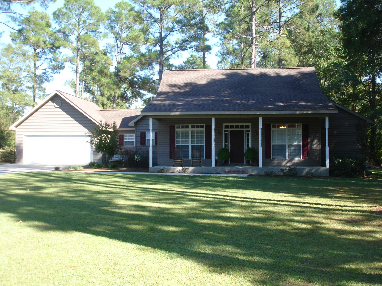 Homes for Sale in Springfield GA