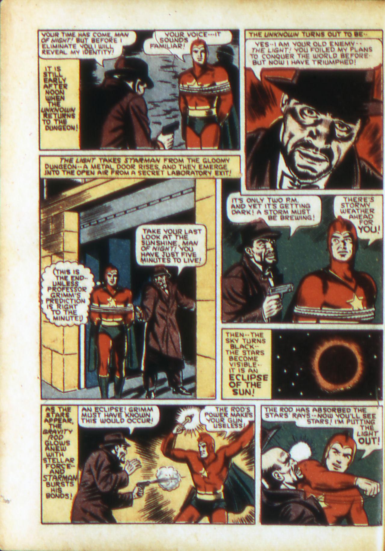 Read online Adventure Comics (1938) comic -  Issue #71 - 15