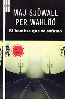 El hombre que se esfumó – Sjöwall y Wahlöö