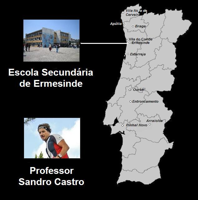 ermesinde mapa ORIENTOVAR: A MINHA ESCOLA: ESCOLA SECUNDÁRIA DE ERMESINDE ermesinde mapa