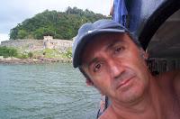 Sergio Cordero en Brasil