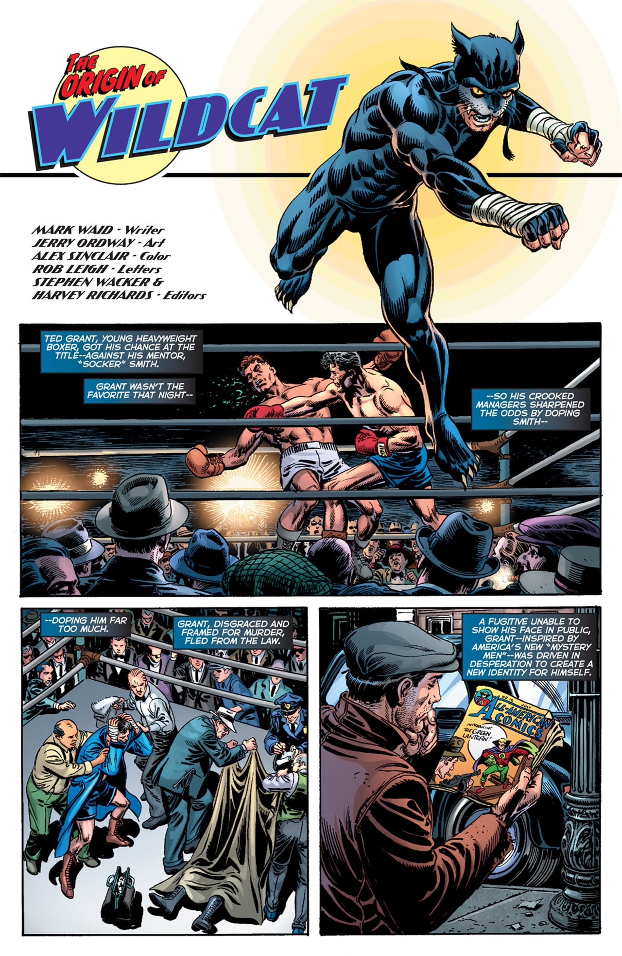 Read online 52 comic -  Issue #23 - 22
