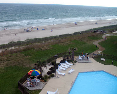 Summer Winds Condos, Indian Beach, NC