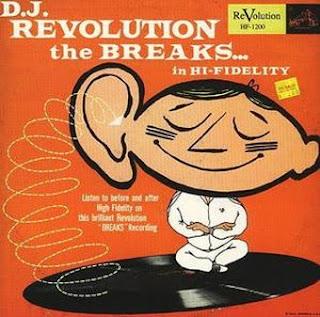 MixKingdomblogspot com: Dj Revolution - The Breaks In Hi