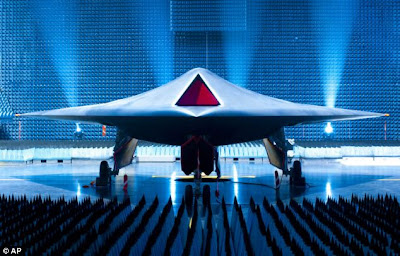 Taranis, The trial aircraft
