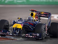 Mark Webber Red Bull Crash